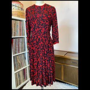 """""""BEAUTIFUL"""" Vintage Lanz Originals Dress"""